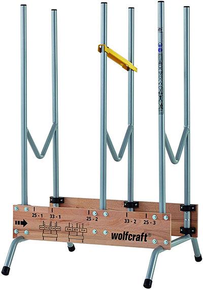 Wolfcraft 5121000 Chevalet de tronconnage