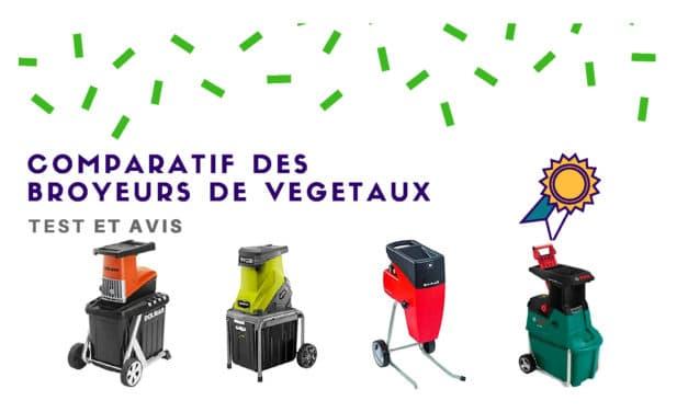 Broyeurs de végétaux : les meilleurs modèles de 2019