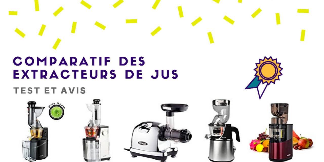 Extracteur de Jus : Comparatif des meilleurs modèles 2019