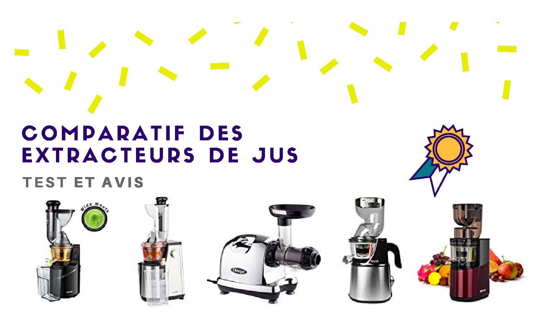 Extracteur de jus Magimix Avis : Comparatif des meilleurs