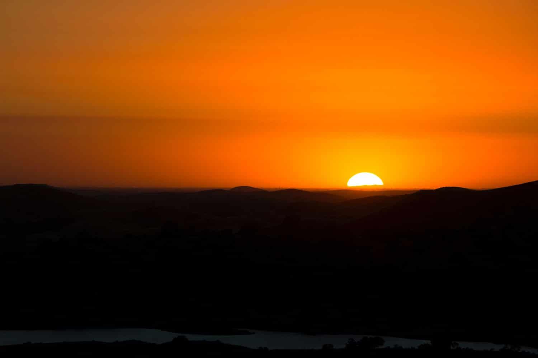 aube du soleil