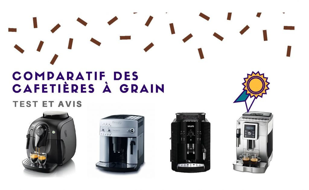 cafetiere a grain
