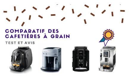 Machine à café à grain : Comparatif des meilleurs modèles 2019
