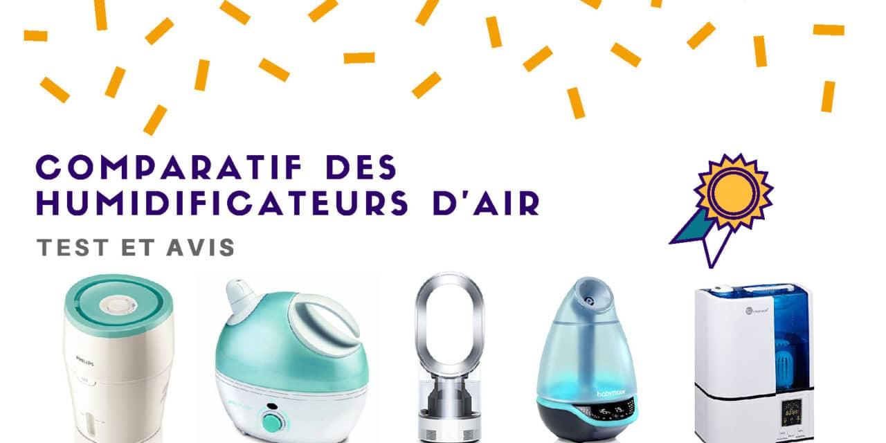 Humidificateur d'air : Comparatif des meilleurs modèles 2019