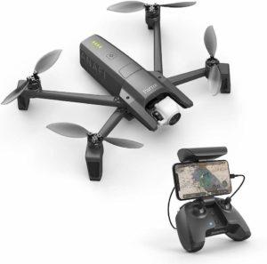 Parrot - Drone Anafi + Télécommande Skycontroller 3