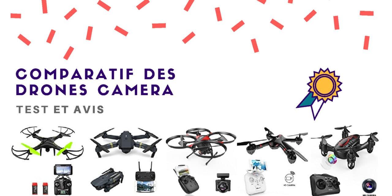 Drone Caméra : Comparatif, test et avis des modèles 2019