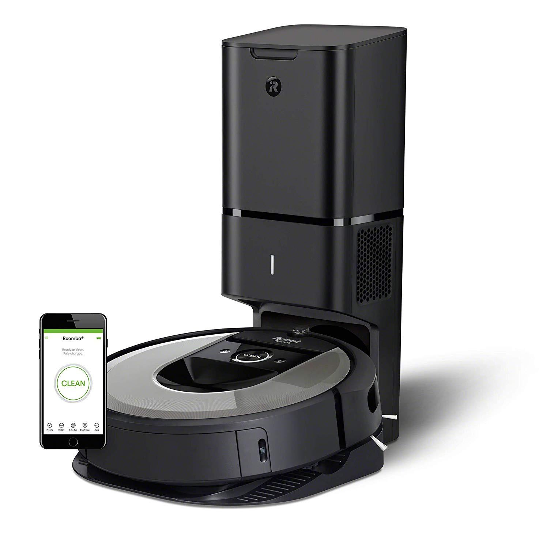 avis iRobot Roomba i7556
