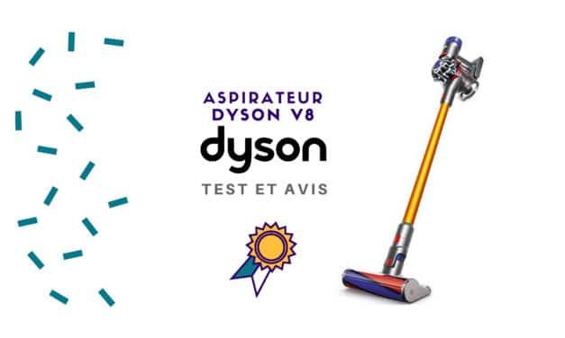 Dyson V8 : Avis, Test et Meilleur prix