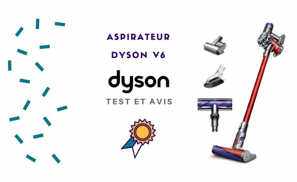 comparatif dyson v6