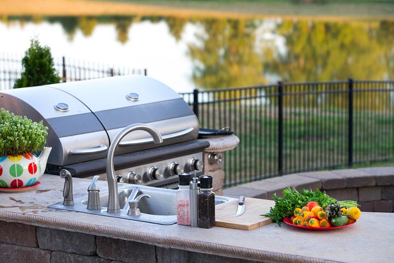 avantages barbecue gaz