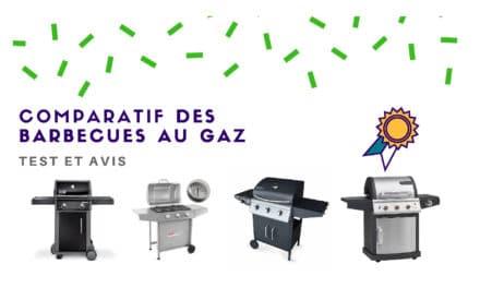 Barbecue à Gaz : Comparatif et avis des meilleurs modèles 2019