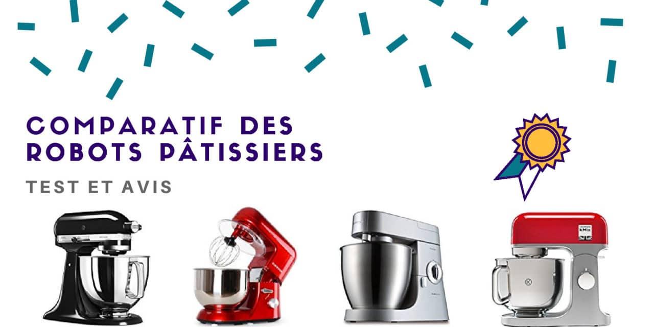 Robot pâtissier : Comparatif et test des meilleurs modèles