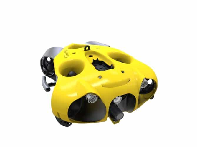 drone sous marin ibubble