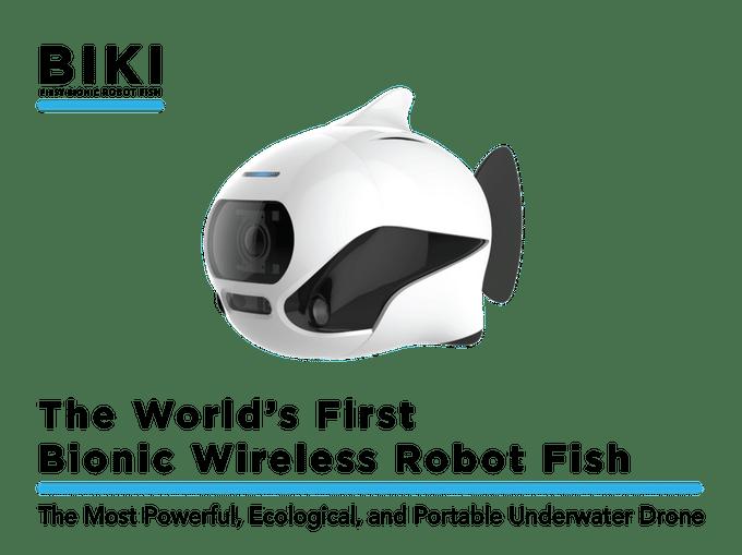 drone sous marin biki