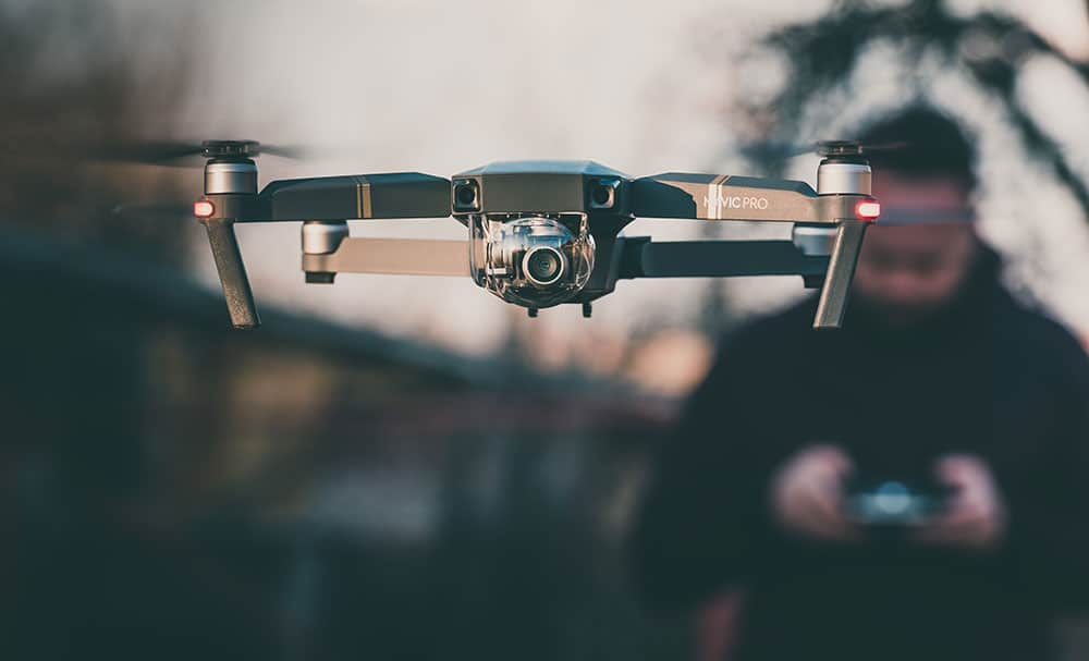 legislation drone camera