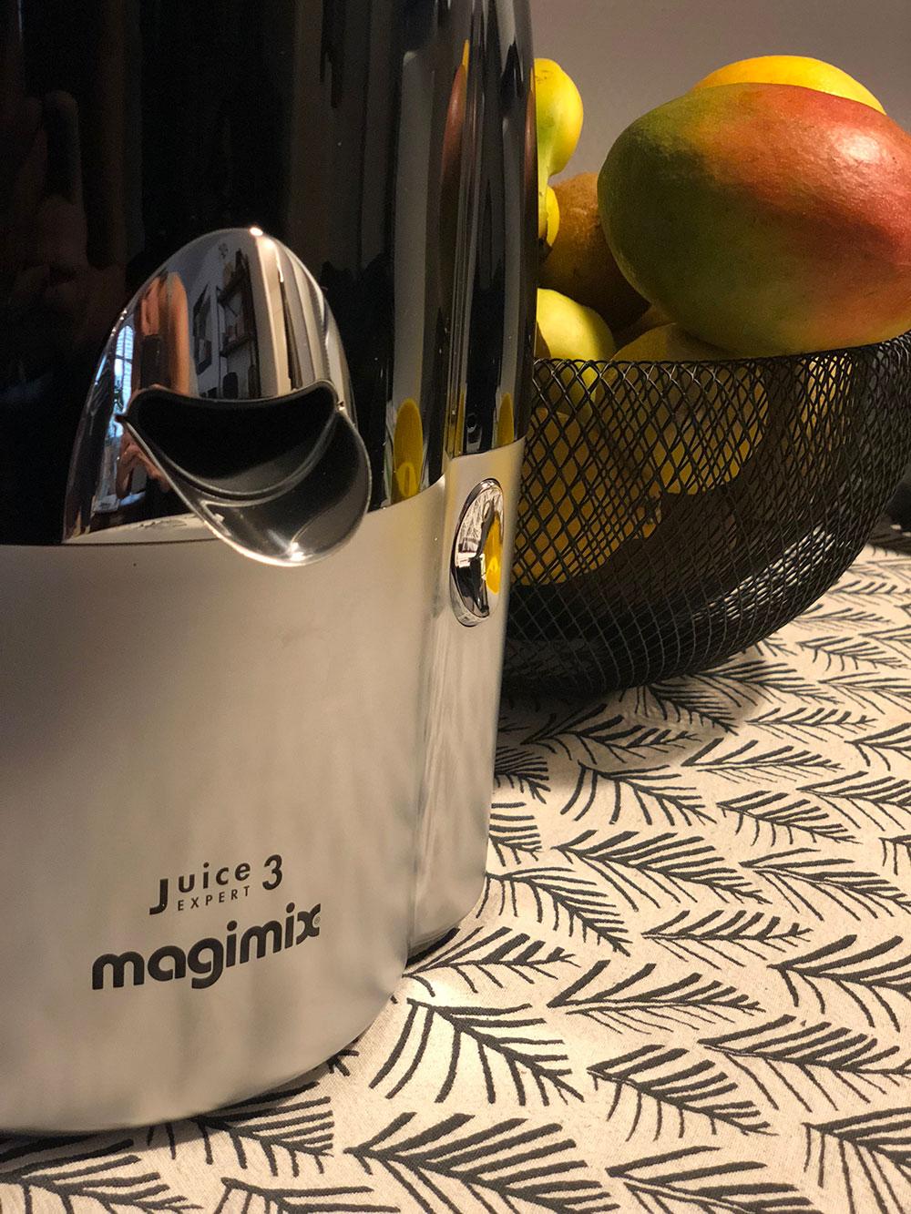 magimix juice expert moteur