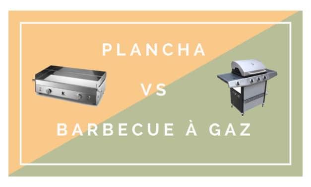 Plancha ou barbecue à gaz ? Comment choisir ?