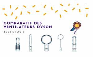 Ventilateur Dyson: Comparatif des meilleurs modèles 2019