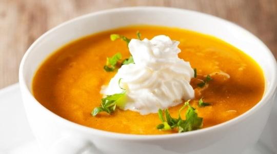 recette soupe magimix cook expert