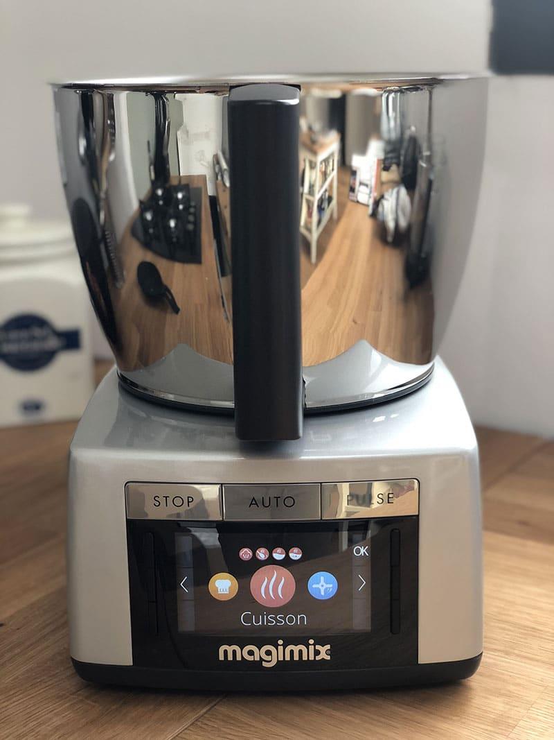 avis robot cook expert magimix