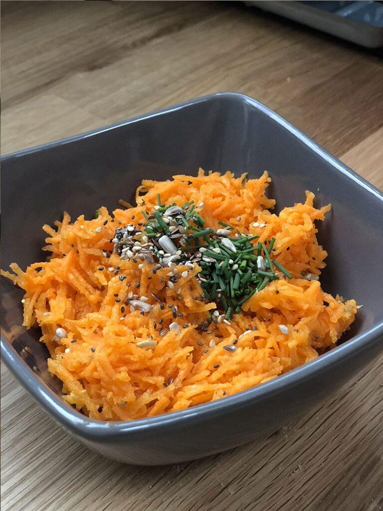 carotte rapee magimix cook expert