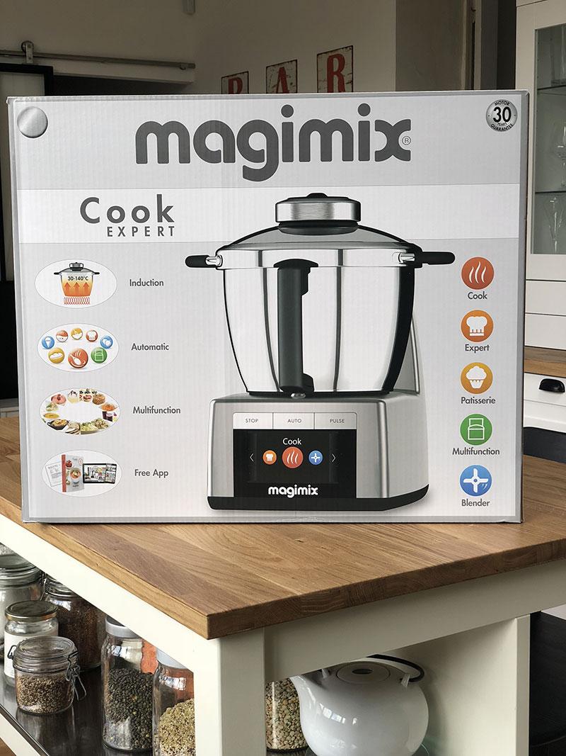 colis magimix cook expert