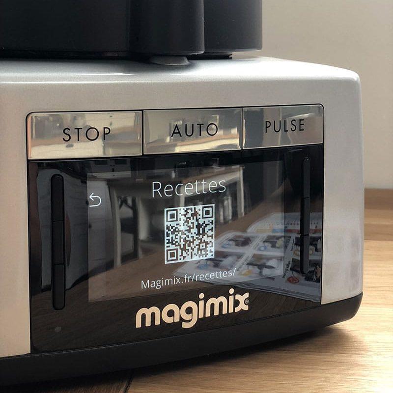 recette ecran magimix cook expert