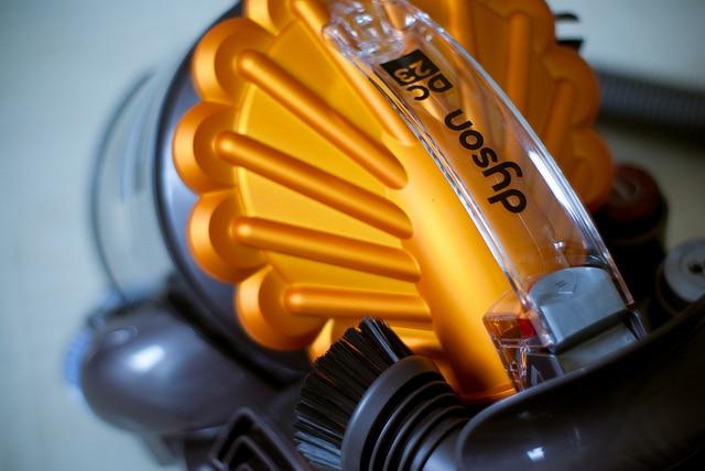 aspirateur traineau dyson