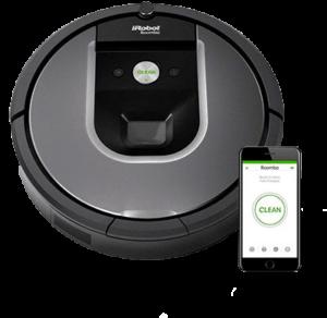 avis iRobot Roomba 960