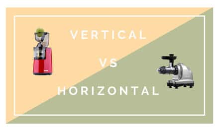 Extracteur de jus : horizontal ou vertical ?