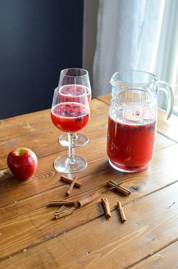recette jus de pomme