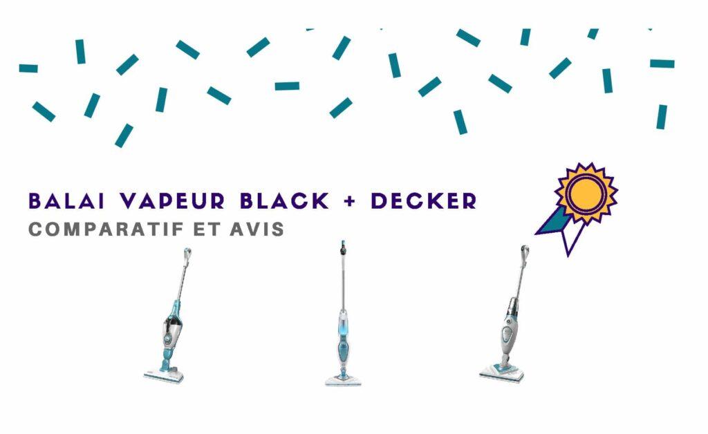 aspirateur black et decker