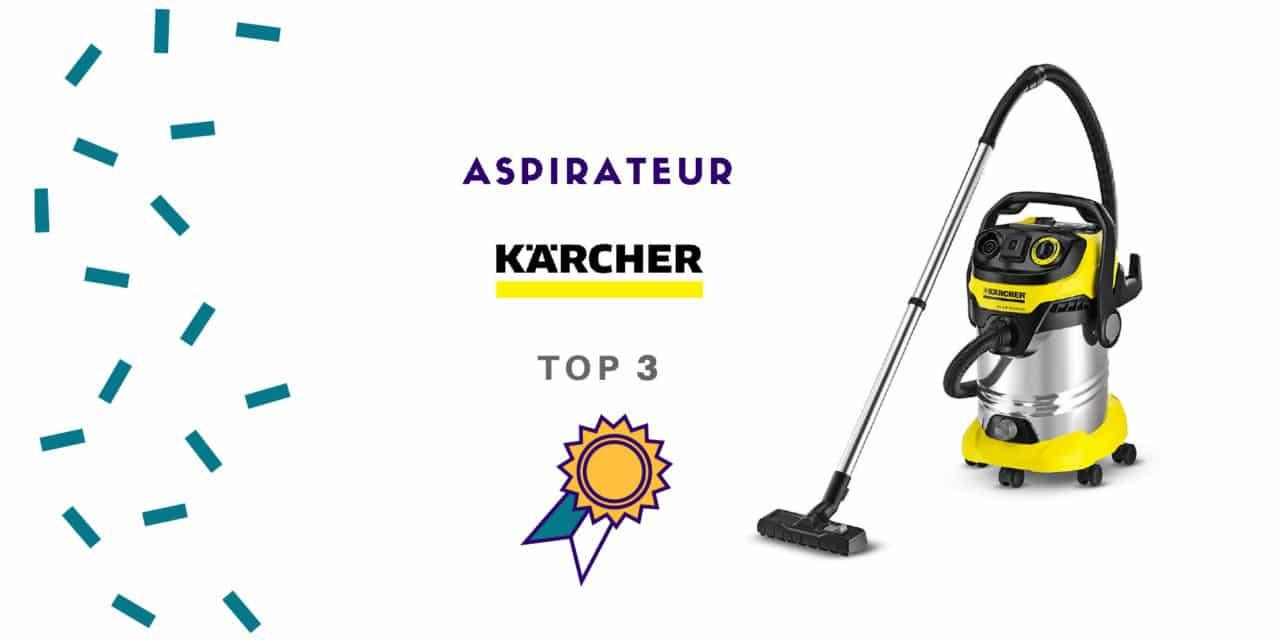 Aspirateur Karcher : avis, promo et comparatif des meilleurs modèles