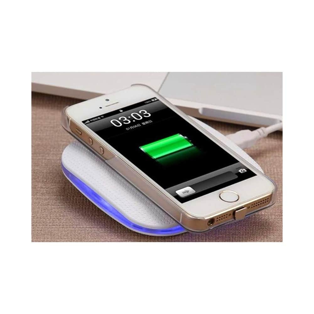 Chargeur sans fil Iphone QI