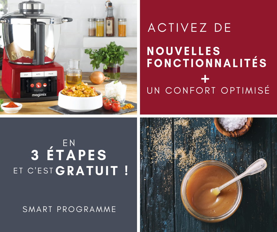 cook expert mise a jour