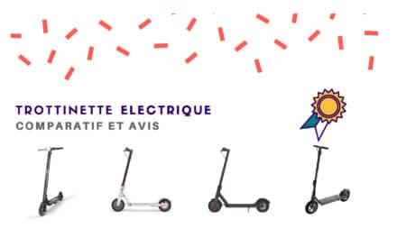 Trottinette électrique : Quels sont les meilleurs modèles ? Notre comparatif