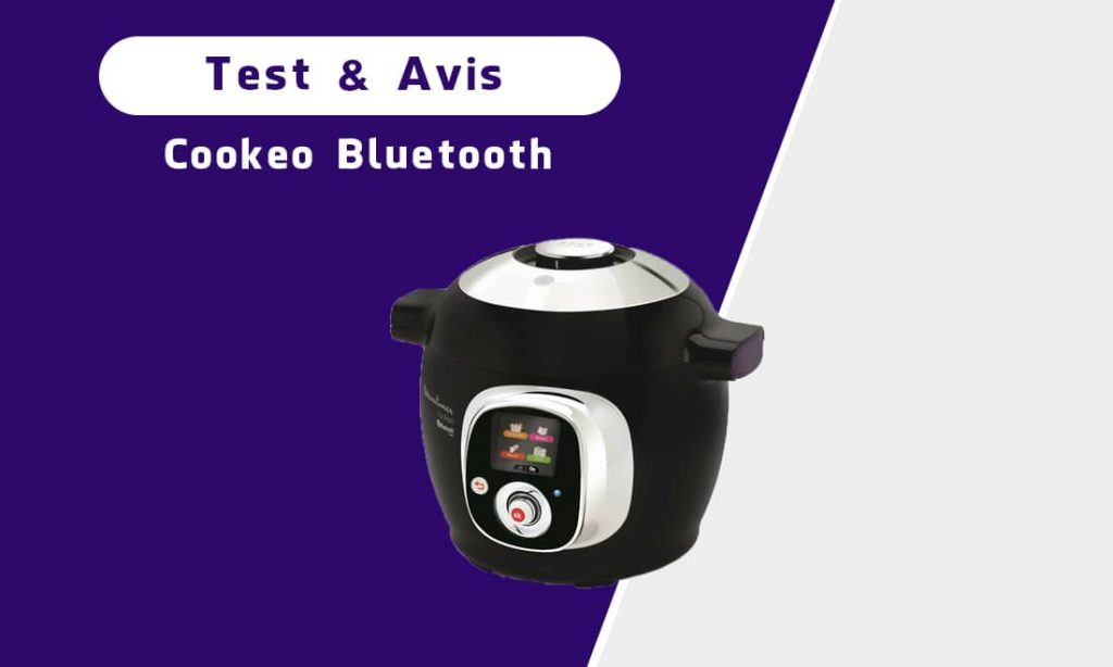 cookeo bluetooth