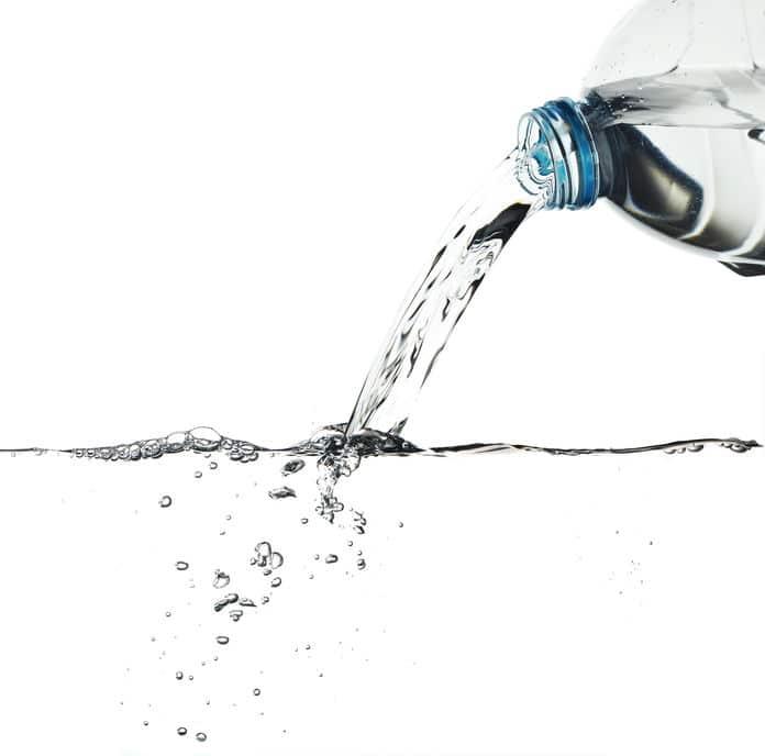 eau déminéralisée fer a repasser