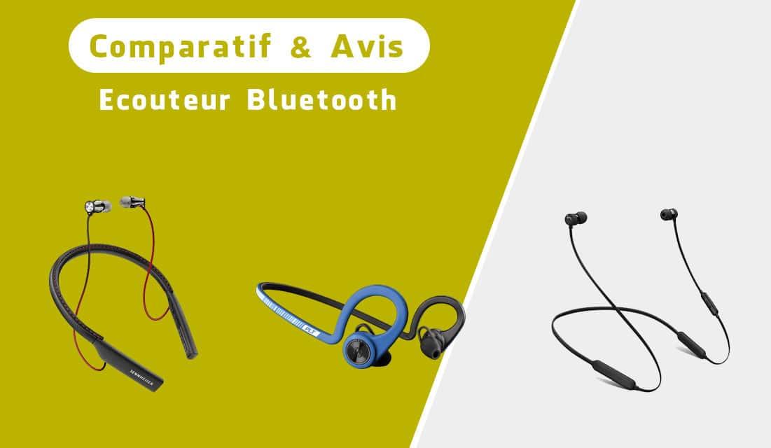 Ecouteur Bluetooth  : Notre comparatif et avis sur les meilleurs modèles