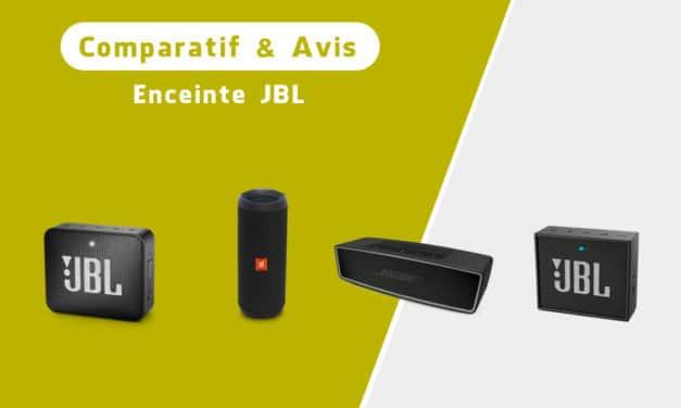 Enceinte JBL: Comparatif des meilleurs produits et guide d'achat