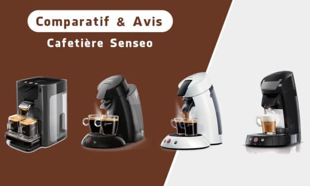 Cafetière Senseo : Avis sur les différents modèles + Comparatif