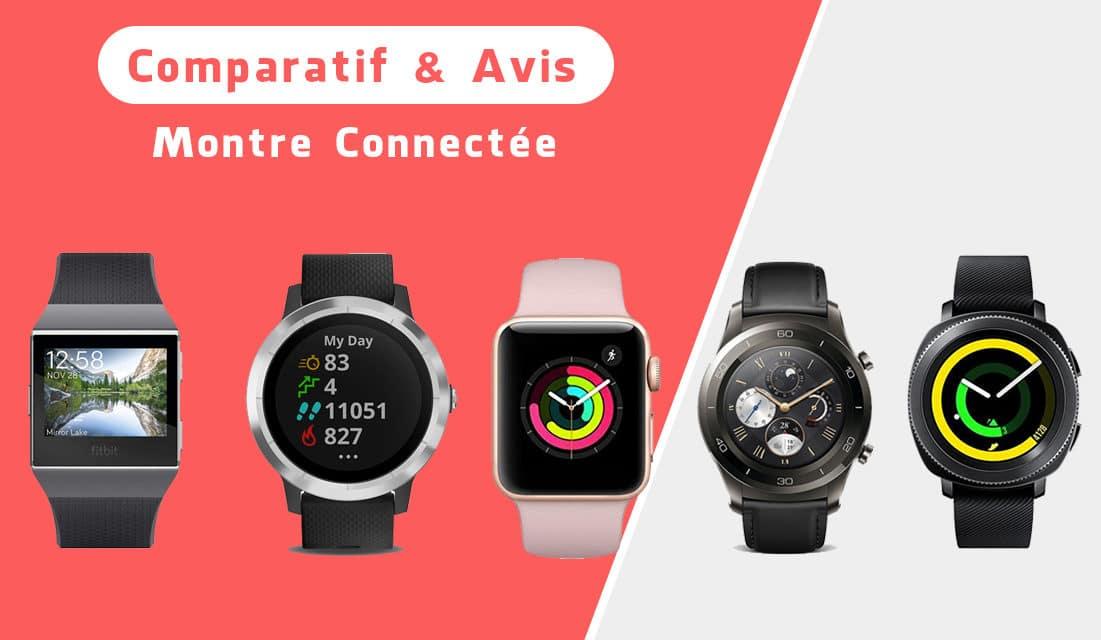 Montre connectée : Les meilleures montres testées et approuvées en 2019