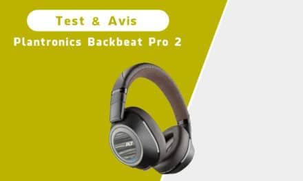 Plantronics Backbeat Pro 2 : Notre Test et Avis sur ce casque audio