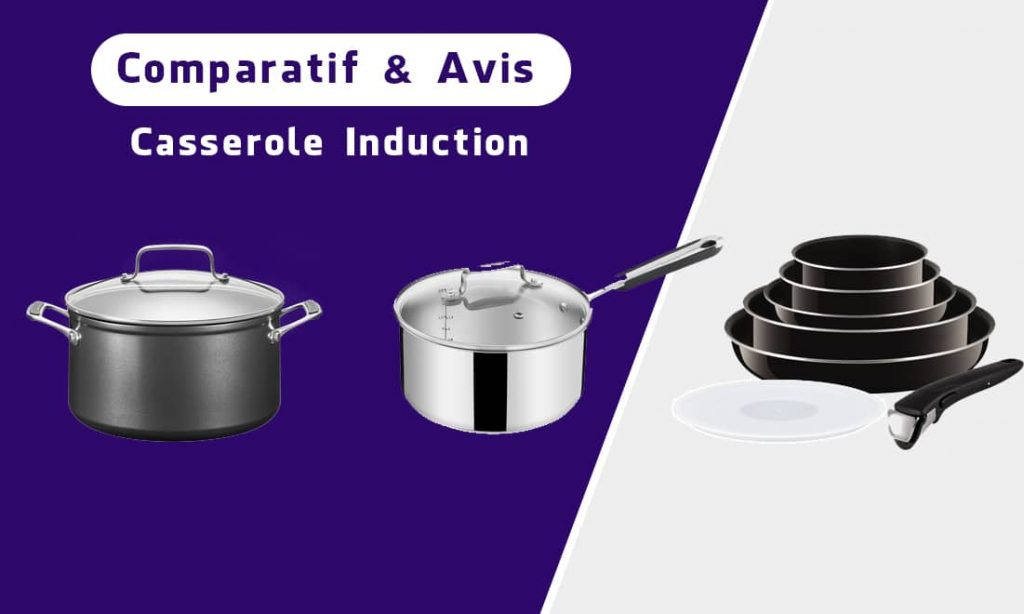 casserole induction