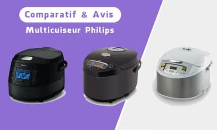 Multicuiseur Philips : notre sélection des meilleurs robots cuiseur