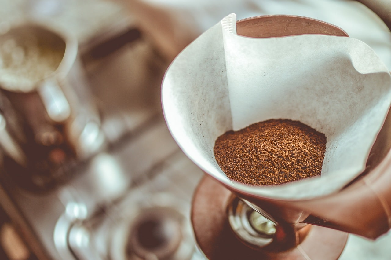 réussir café filtre