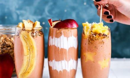 3 recettes de smoothies végétariens et vegans faciles