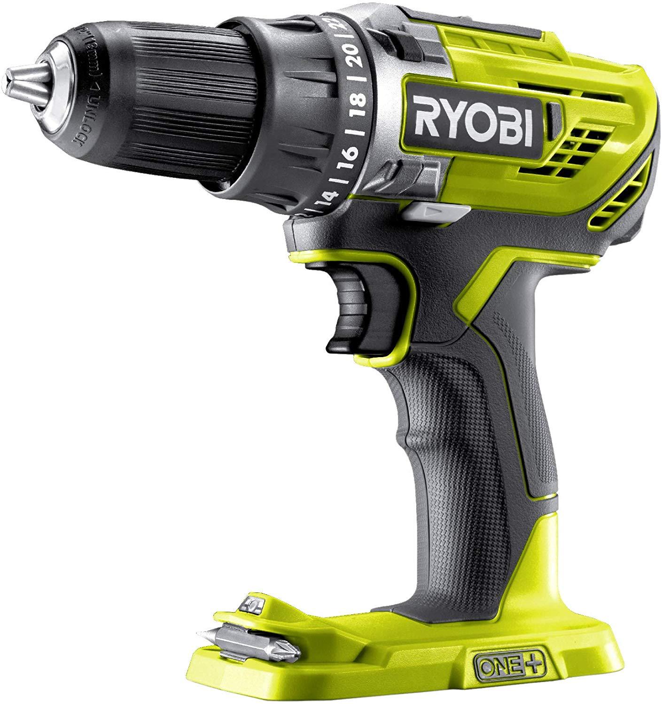 Ryobi One + R18Dd3–0 Perceuse sans Fil 18 V