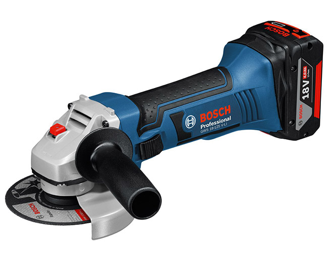 avis Bosch Professional GWS 18-25 V-Li