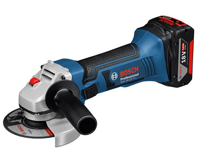 Bosch Professional GWS 18-125